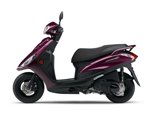 画像14: ヤマハが125ccスクーター「アクシスZ」の2021年モデルを発表! カラーは全5色設定で2月5日に発売