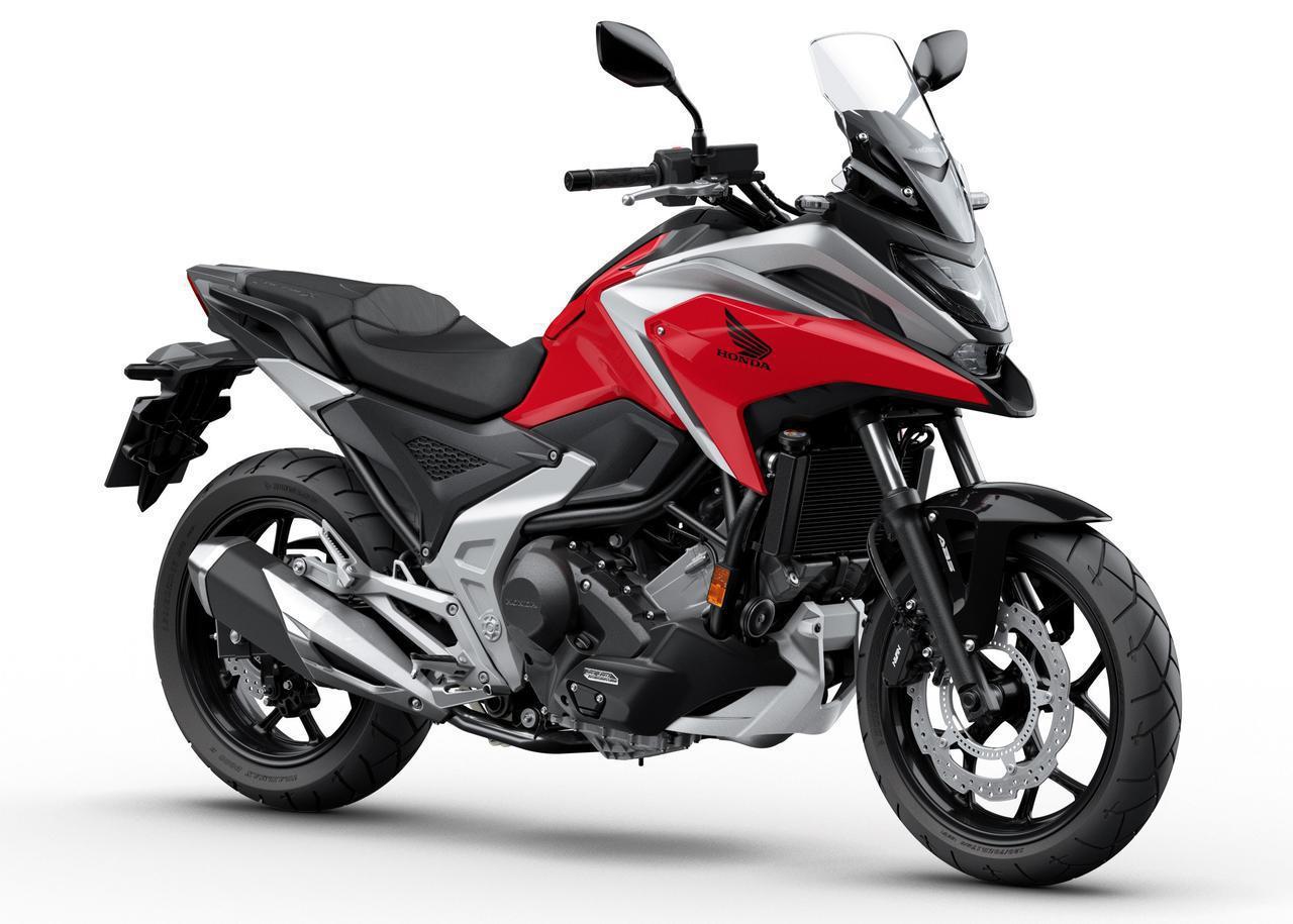 画像: ホンダ新型「NC750X」は旅バイクとしての魅力を全方位でアップ、DCTの完成度にも注目したい - webオートバイ