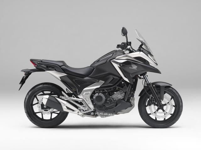画像10: 全面進化! ホンダが新型「NC750X」の国内で発売|価格・仕様・カラーをチェック【2021速報】