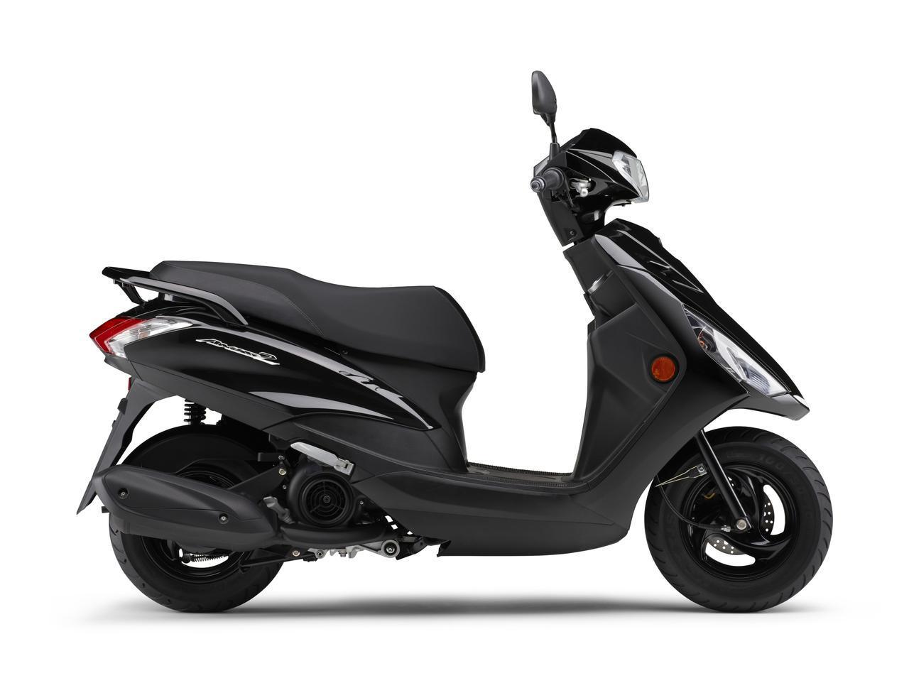 画像5: ヤマハが125ccスクーター「アクシスZ」の2021年モデルを発表! カラーは全5色設定で2月5日に発売