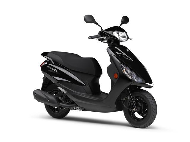 画像22: ヤマハが125ccスクーター「アクシスZ」の2021年モデルを発表! カラーは全5色設定で2月5日に発売