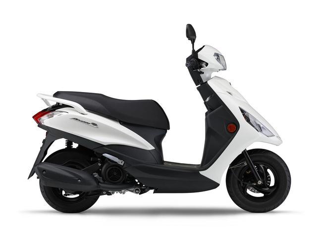 画像17: ヤマハが125ccスクーター「アクシスZ」の2021年モデルを発表! カラーは全5色設定で2月5日に発売