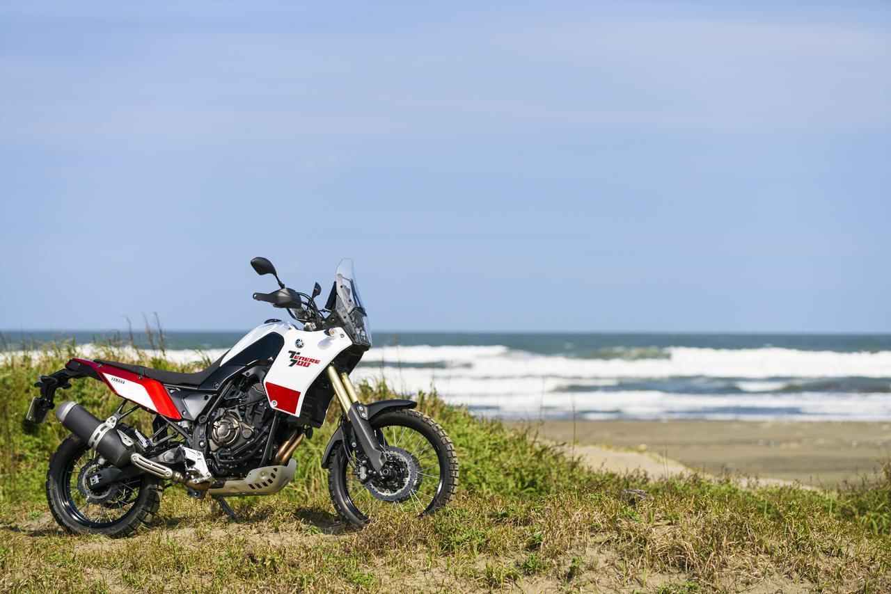 Images : 1番目の画像 - 【写真13枚】ヤマハ「テネレ700」 - webオートバイ