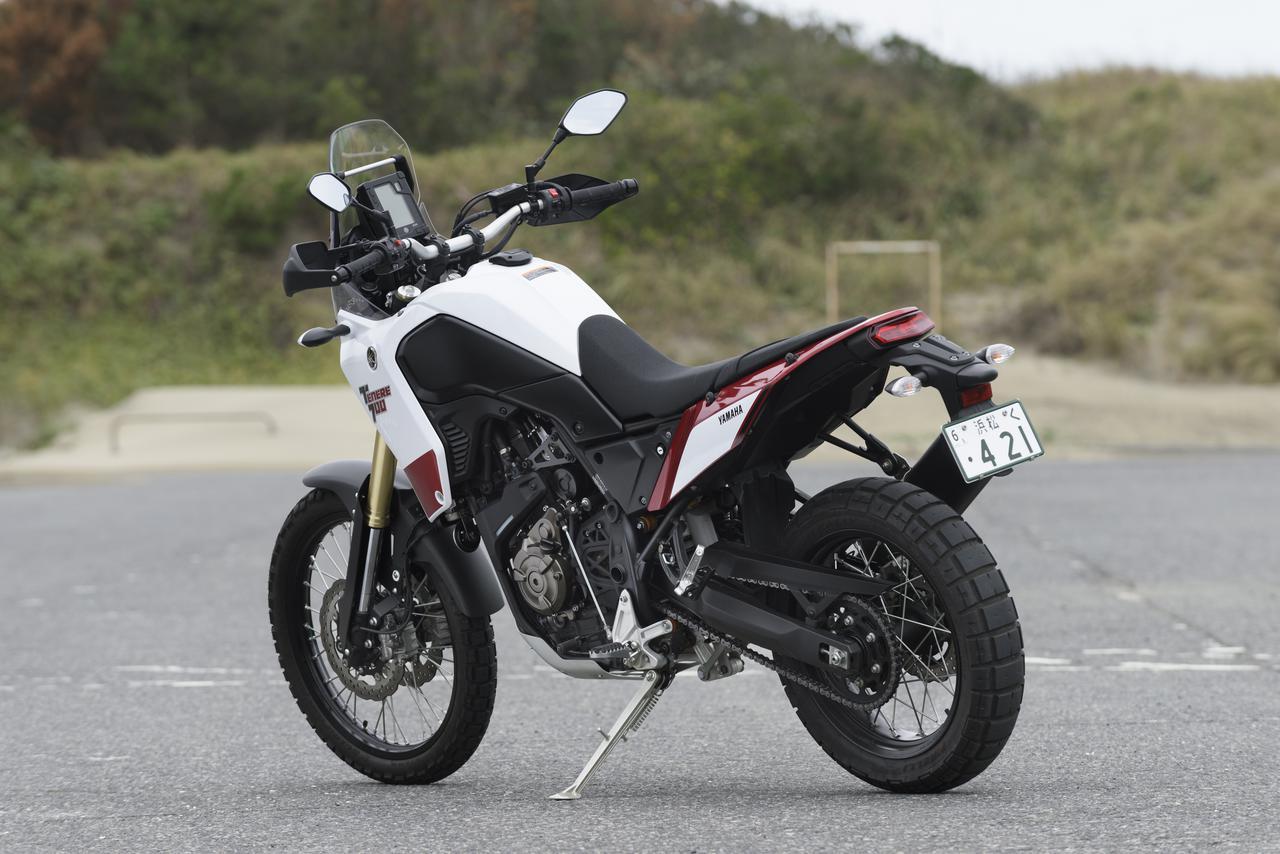Images : 3番目の画像 - 【写真13枚】ヤマハ「テネレ700」 - webオートバイ