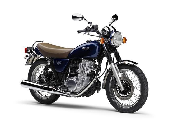 画像7: 【生産終了】ヤマハがSR400のファイナルエディションを発表! 43年の歴史に幕、特別仕様車「SR400 Final Edition Limited」を1000台限定で発売