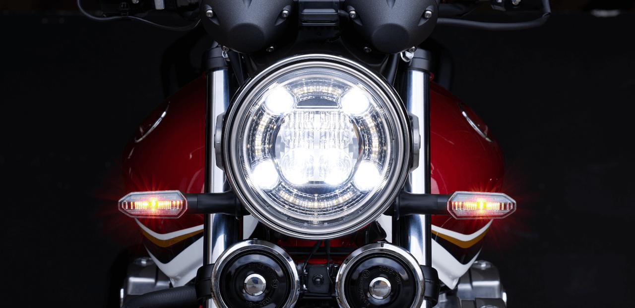 画像: ホンダ新型「CB1300SF」「CB1300SB」の詳細はこちら - webオートバイ