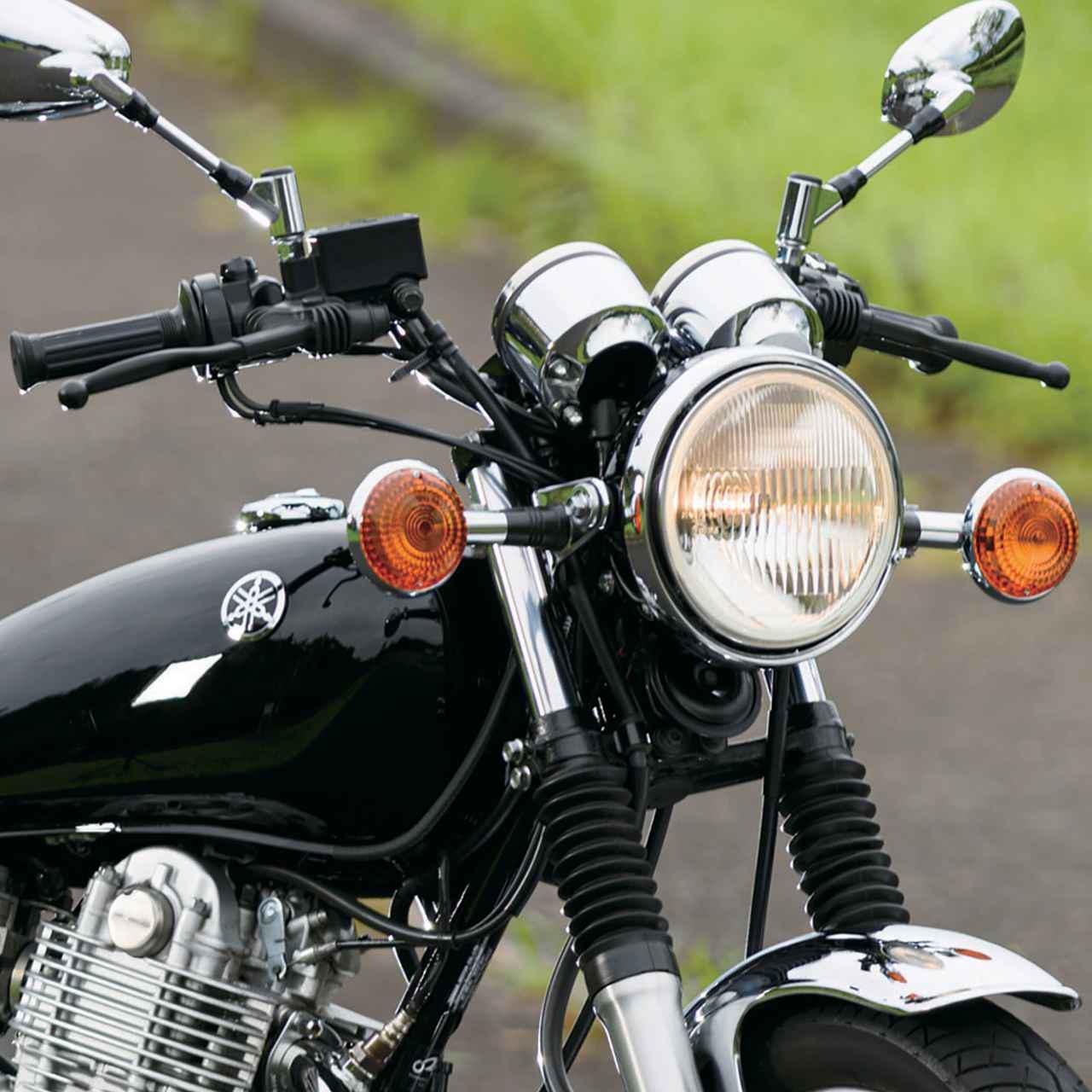 画像: ヤマハ「SR400」ヒストリーガイド【名車の歴史】- webオートバイ