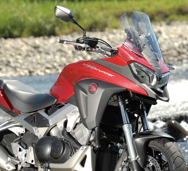 画像: ホンダ「VFR800X」インプレ・解説(2020年) - webオートバイ