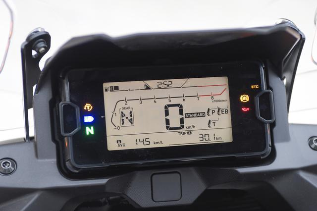 画像: 電子制御装備