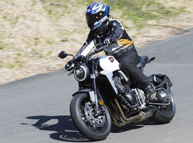 画像: ホンダ「CB1000R」インプレ・解説(伊藤真一・2020年) - webオートバイ