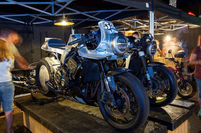画像: 欧州のカスタム紹介 ホンダ「CB1000R」他 - webオートバイ