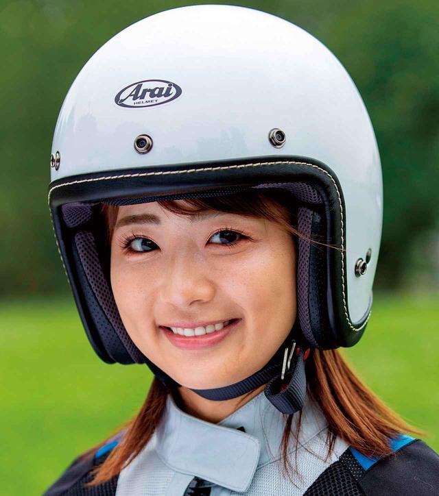画像: 内装が取れてベンチレーション機構も搭載! アライの新型ジェットヘルメット「クラシック・エアー」をテスト&レポート - webオートバイ