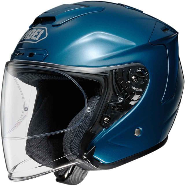 画像1: SHOEIのスポーツジェットヘルメット「J-FORCE IV」に新色が登場! 既存カラーと合わせて計6色の設定に