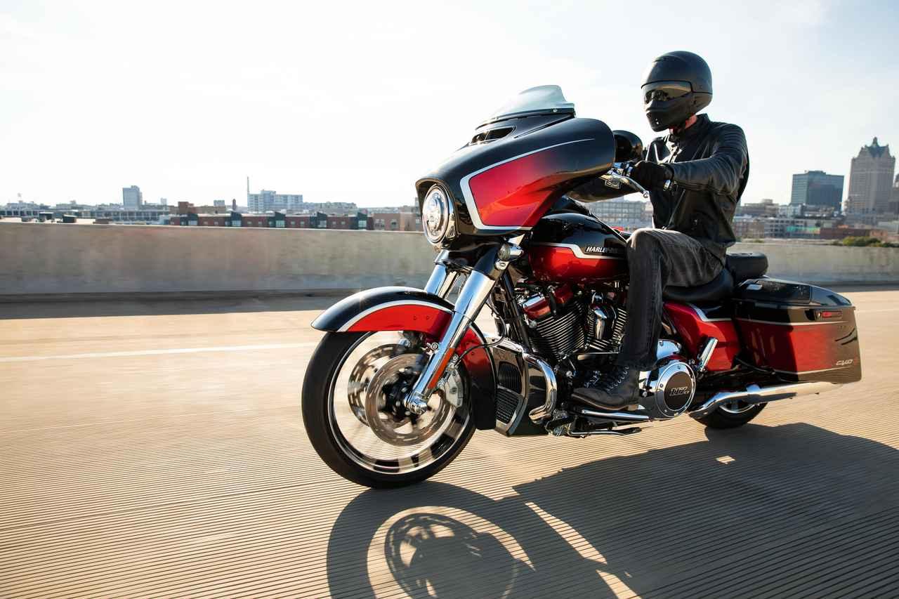 Images : 28番目の画像 - 2021ハーレーダビッドソン「CVOストリートグライド」「CVOロードグライド」 - webオートバイ