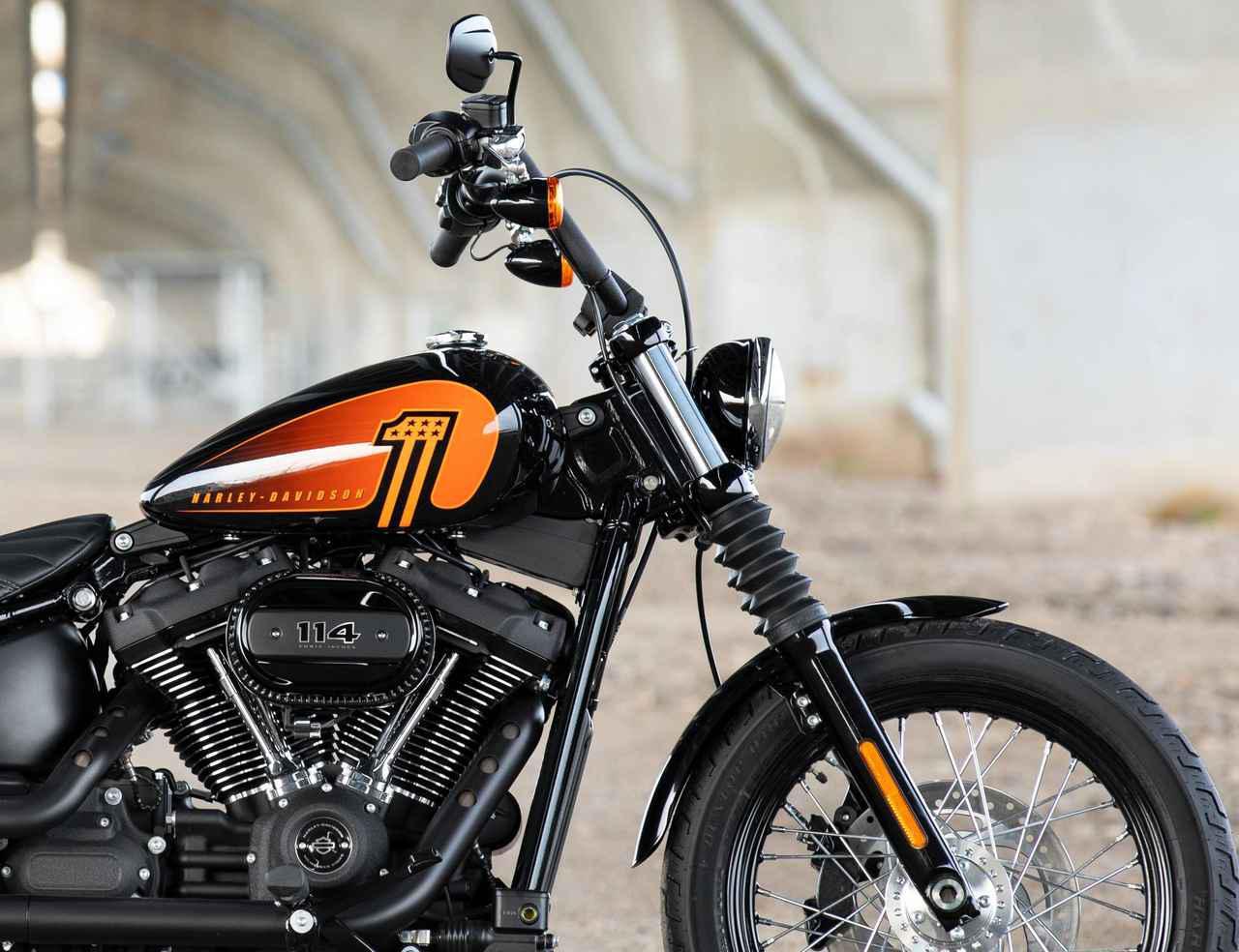 画像: ハーレーダビッドソンが25機種の2021年モデルを1月20日に一斉発売!【2021速報】 - webオートバイ