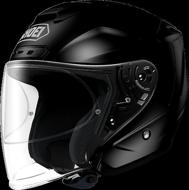 画像10: SHOEIのスポーツジェットヘルメット「J-FORCE IV」に新色が登場! 既存カラーと合わせて計6色の設定に