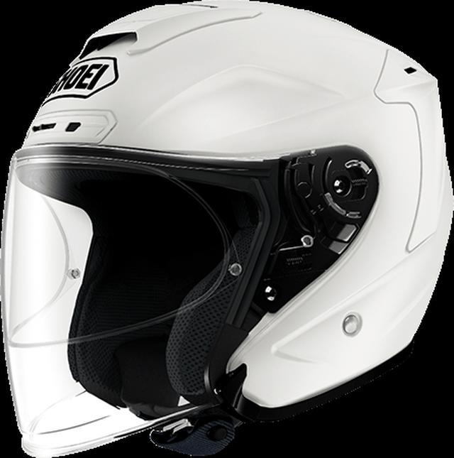 画像3: SHOEIのスポーツジェットヘルメット「J-FORCE IV」に新色が登場! 既存カラーと合わせて計6色の設定に