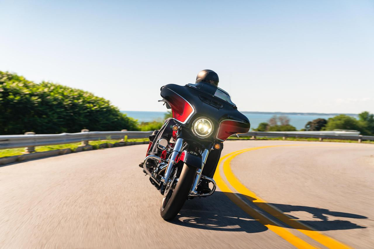 Images : 13番目の画像 - 2021ハーレーダビッドソン「CVOストリートグライド」「CVOロードグライド」 - webオートバイ