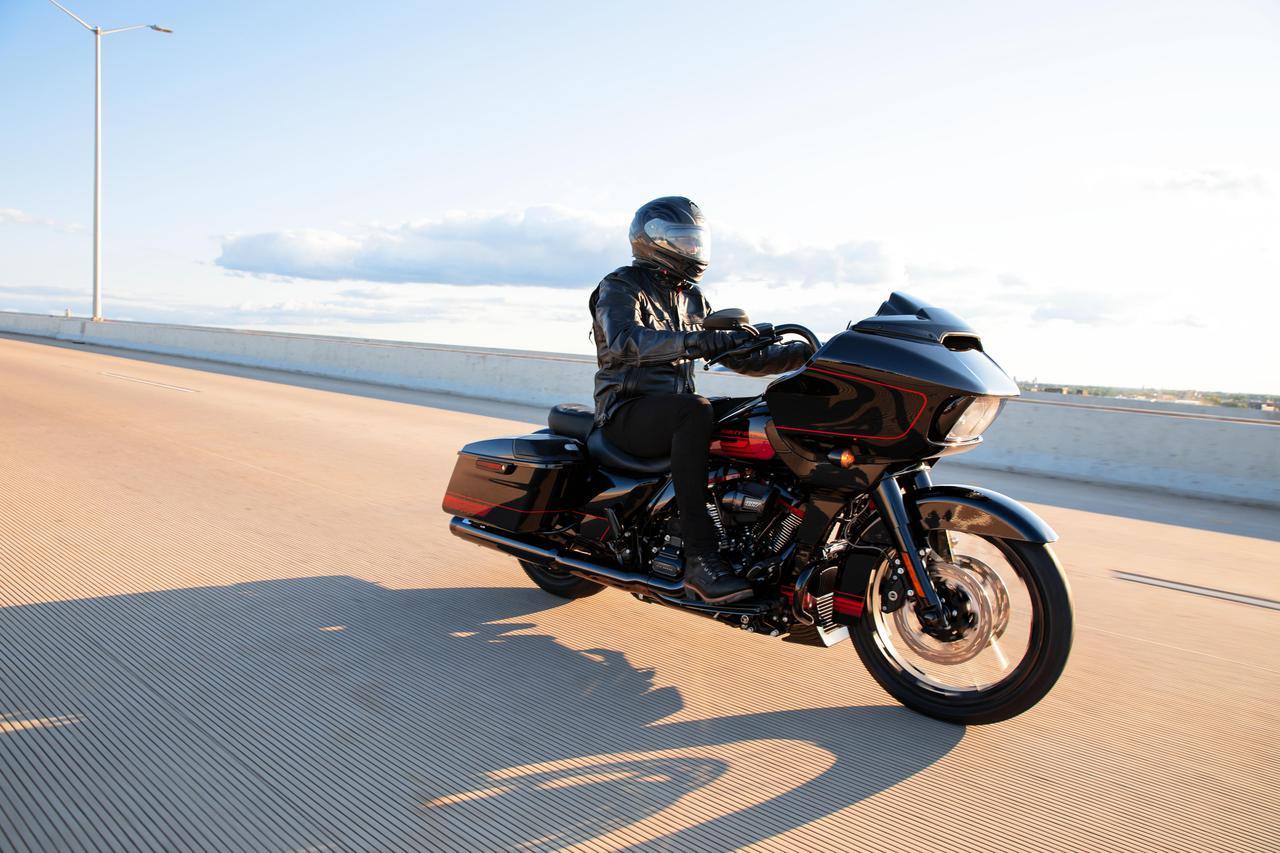 Images : 40番目の画像 - 2021ハーレーダビッドソン「CVOストリートグライド」「CVOロードグライド」 - webオートバイ