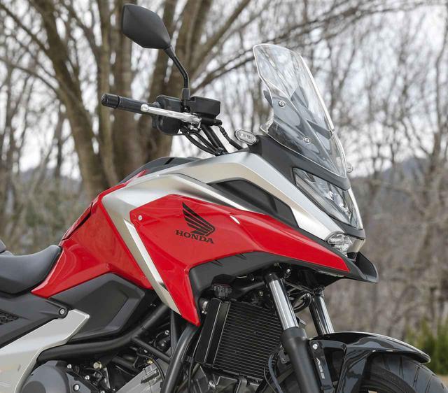 画像: 全面進化! ホンダが新型「NC750X」の国内仕様モデルの価格・仕様・発売日を発表【2021速報】 - webオートバイ