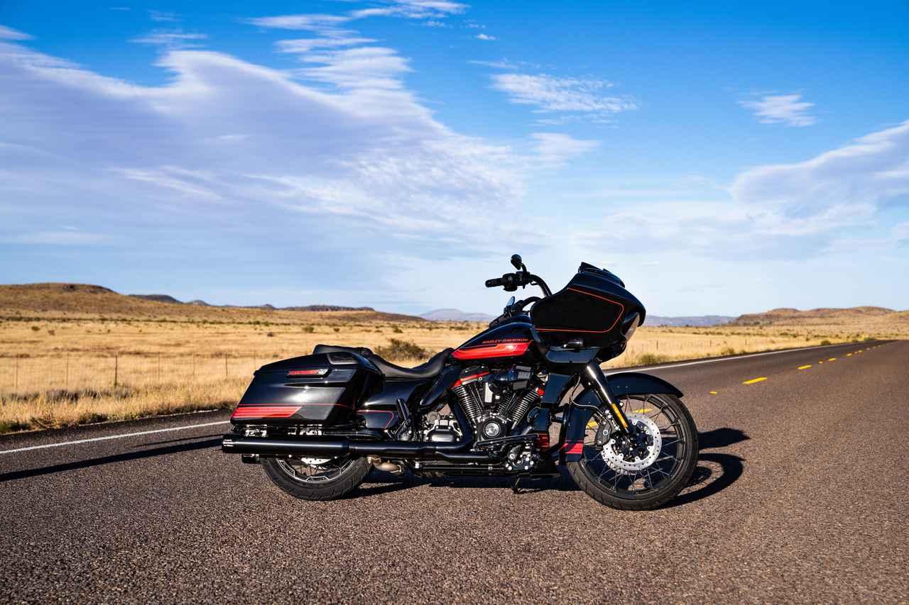 Images : 35番目の画像 - 2021ハーレーダビッドソン「CVOストリートグライド」「CVOロードグライド」 - webオートバイ