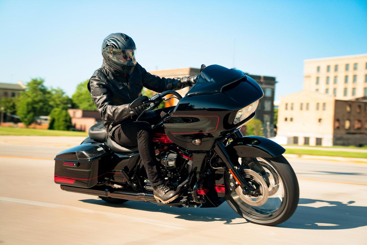 Images : 15番目の画像 - 2021ハーレーダビッドソン「CVOストリートグライド」「CVOロードグライド」 - webオートバイ