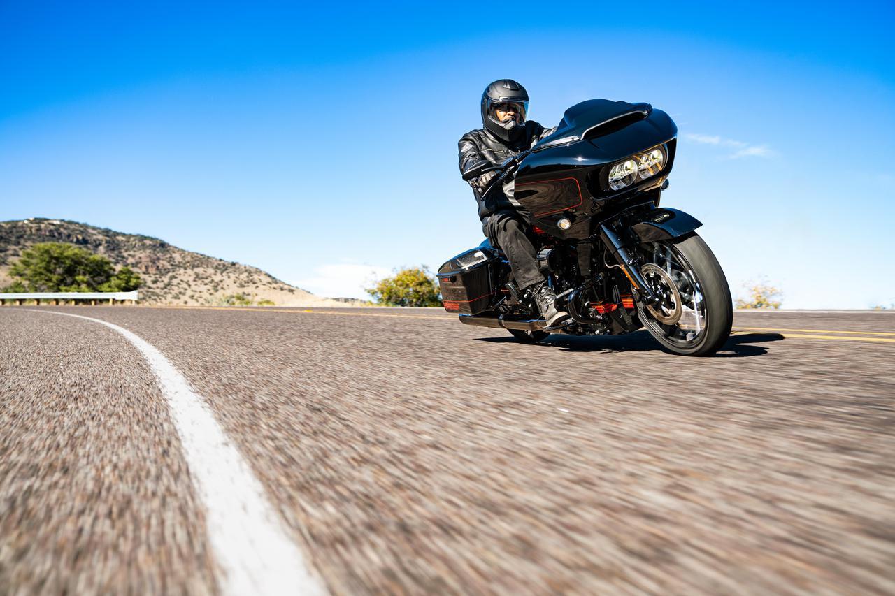Images : 42番目の画像 - 2021ハーレーダビッドソン「CVOストリートグライド」「CVOロードグライド」 - webオートバイ