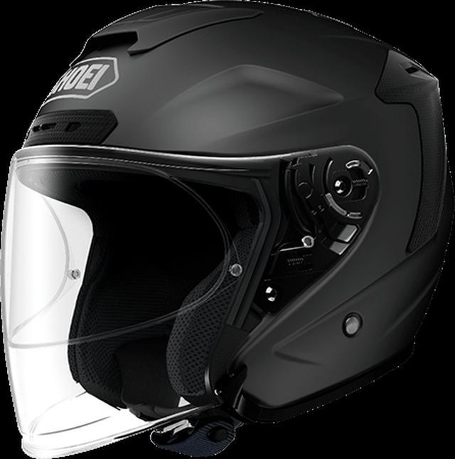 画像11: SHOEIのスポーツジェットヘルメット「J-FORCE IV」に新色が登場! 既存カラーと合わせて計6色の設定に