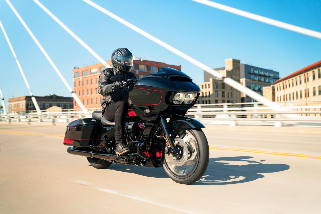 Images : 16番目の画像 - 2021ハーレーダビッドソン「CVOストリートグライド」「CVOロードグライド」 - webオートバイ