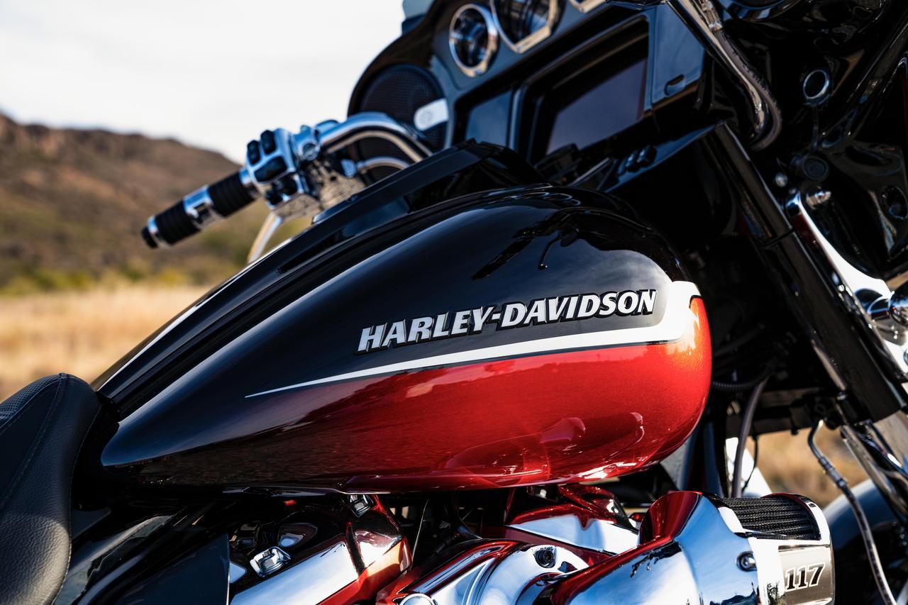 Images : 20番目の画像 - 2021ハーレーダビッドソン「CVOストリートグライド」「CVOロードグライド」 - webオートバイ