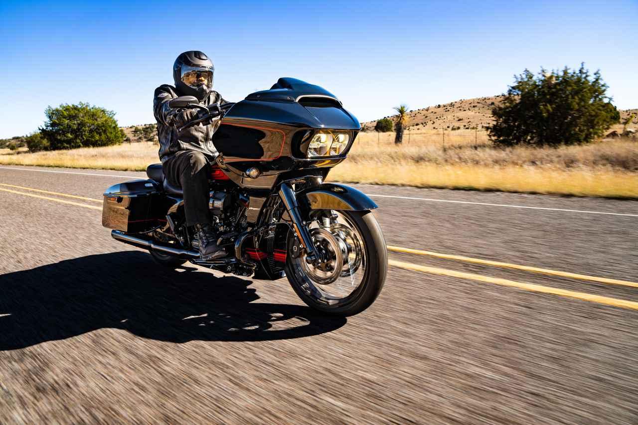 Images : 39番目の画像 - 2021ハーレーダビッドソン「CVOストリートグライド」「CVOロードグライド」 - webオートバイ