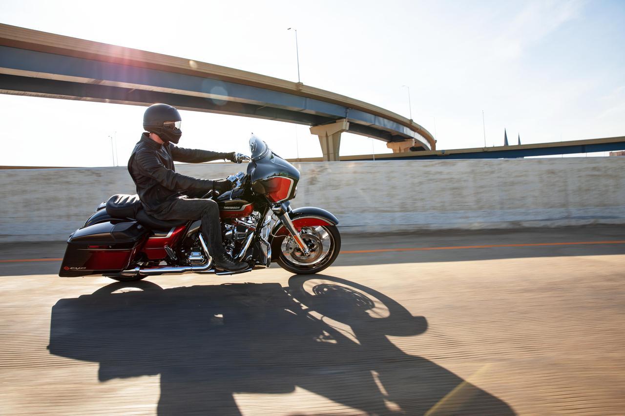 Images : 27番目の画像 - 2021ハーレーダビッドソン「CVOストリートグライド」「CVOロードグライド」 - webオートバイ