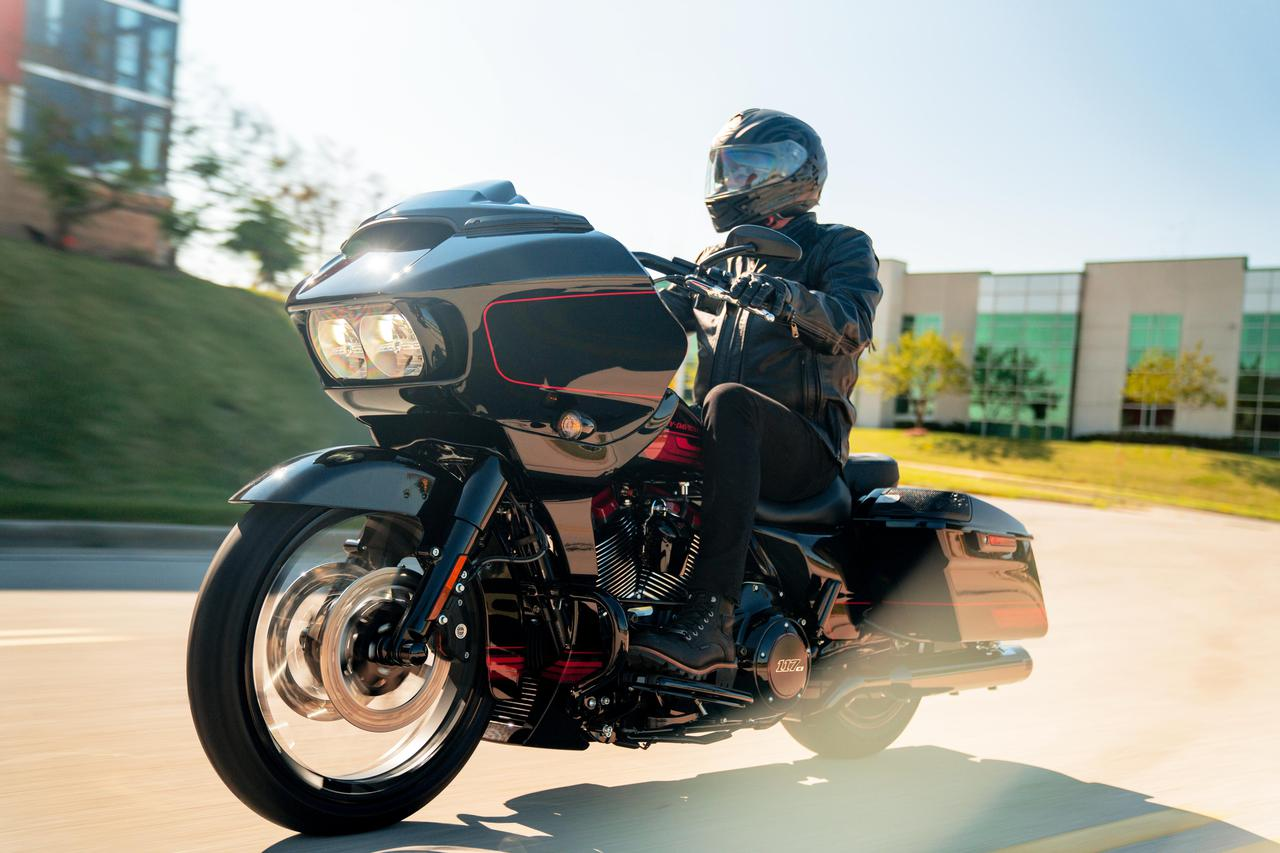 Images : 17番目の画像 - 2021ハーレーダビッドソン「CVOストリートグライド」「CVOロードグライド」 - webオートバイ