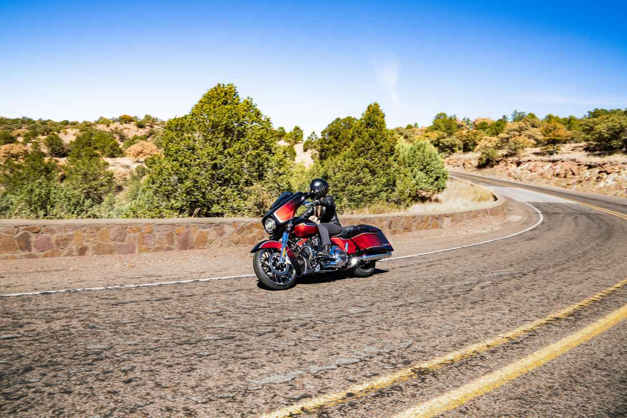 Images : 29番目の画像 - 2021ハーレーダビッドソン「CVOストリートグライド」「CVOロードグライド」 - webオートバイ