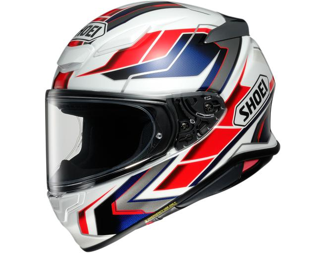 画像5: SHOEIの新型ヘルメット「Z-8」のグラフィックモデル第1弾! 「Z-8 PROLOGUE」が登場