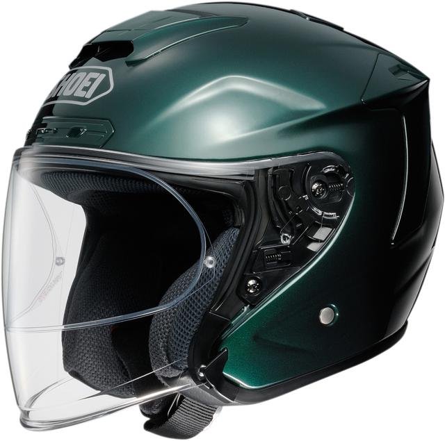 画像8: SHOEIのスポーツジェットヘルメット「J-FORCE IV」に新色が登場! 既存カラーと合わせて計6色の設定に