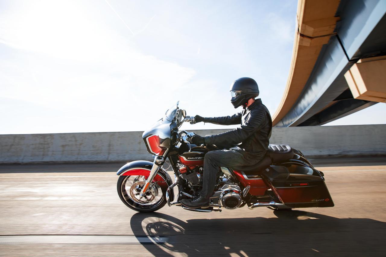 Images : 31番目の画像 - 2021ハーレーダビッドソン「CVOストリートグライド」「CVOロードグライド」 - webオートバイ