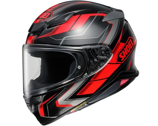 画像1: SHOEIの新型ヘルメット「Z-8」のグラフィックモデル第1弾! 「Z-8 PROLOGUE」が登場
