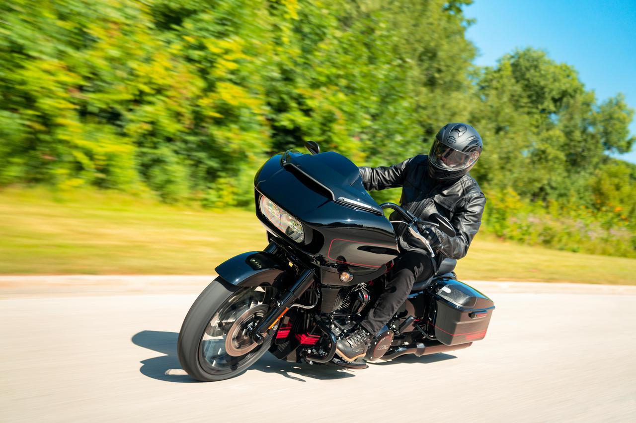 Images : 18番目の画像 - 2021ハーレーダビッドソン「CVOストリートグライド」「CVOロードグライド」 - webオートバイ