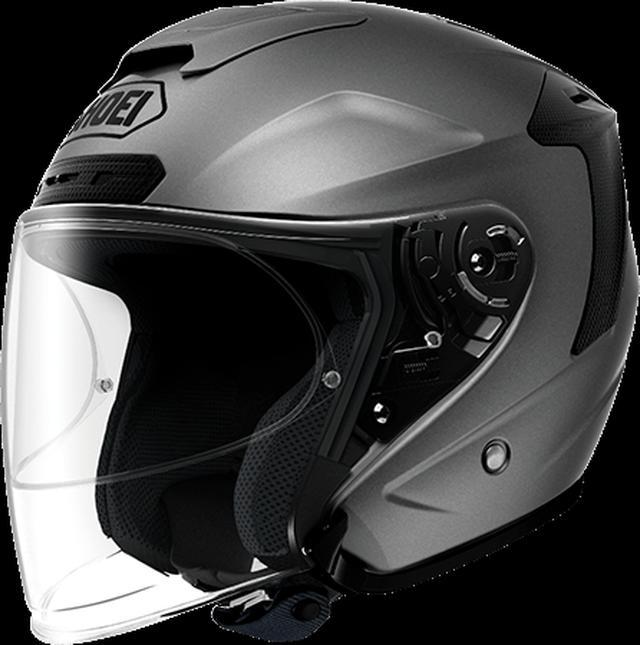 画像12: SHOEIのスポーツジェットヘルメット「J-FORCE IV」に新色が登場! 既存カラーと合わせて計6色の設定に
