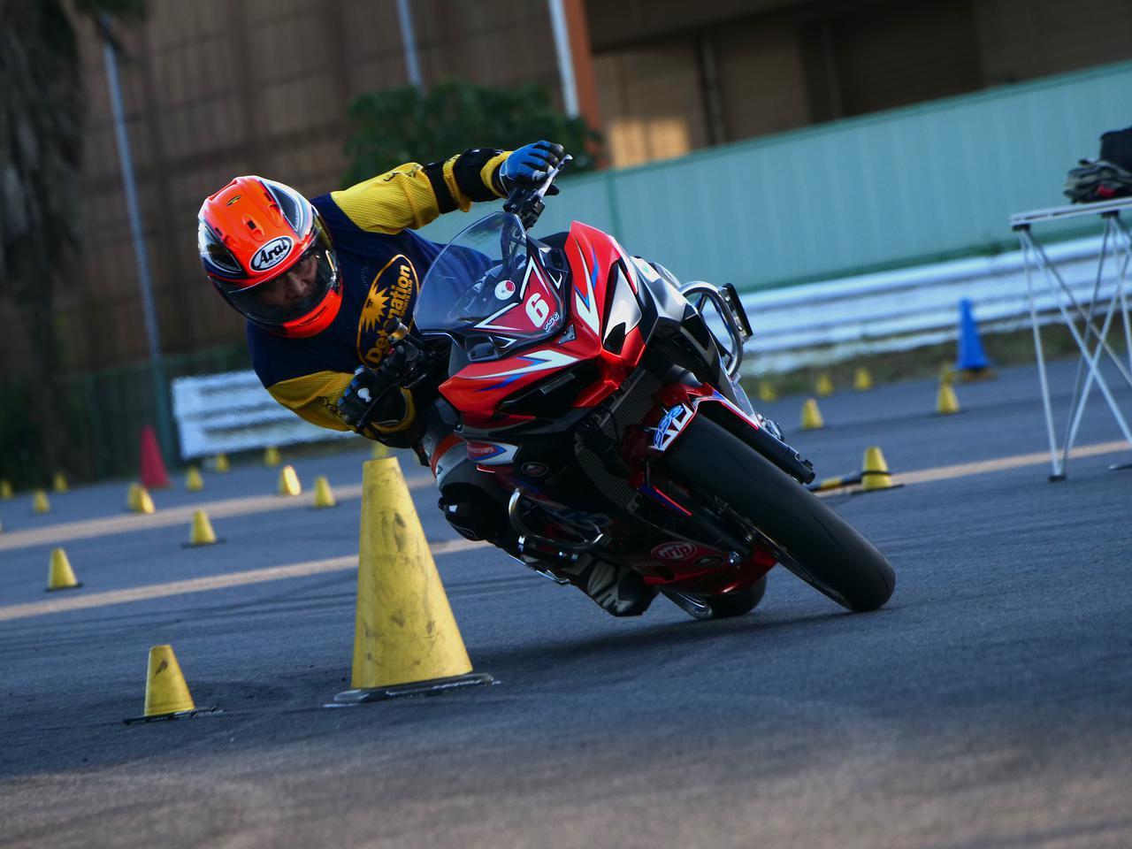 画像: ダンロップ・オートバイ杯練習会も5回開催