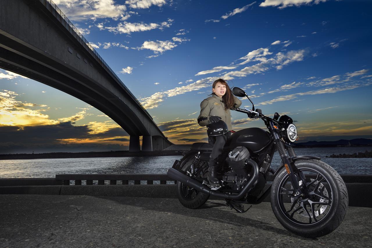 画像: モト・グッツィ「V7 Ⅲ STONE NIGHT PAC」試乗インプレ・車両解説 - webオートバイ