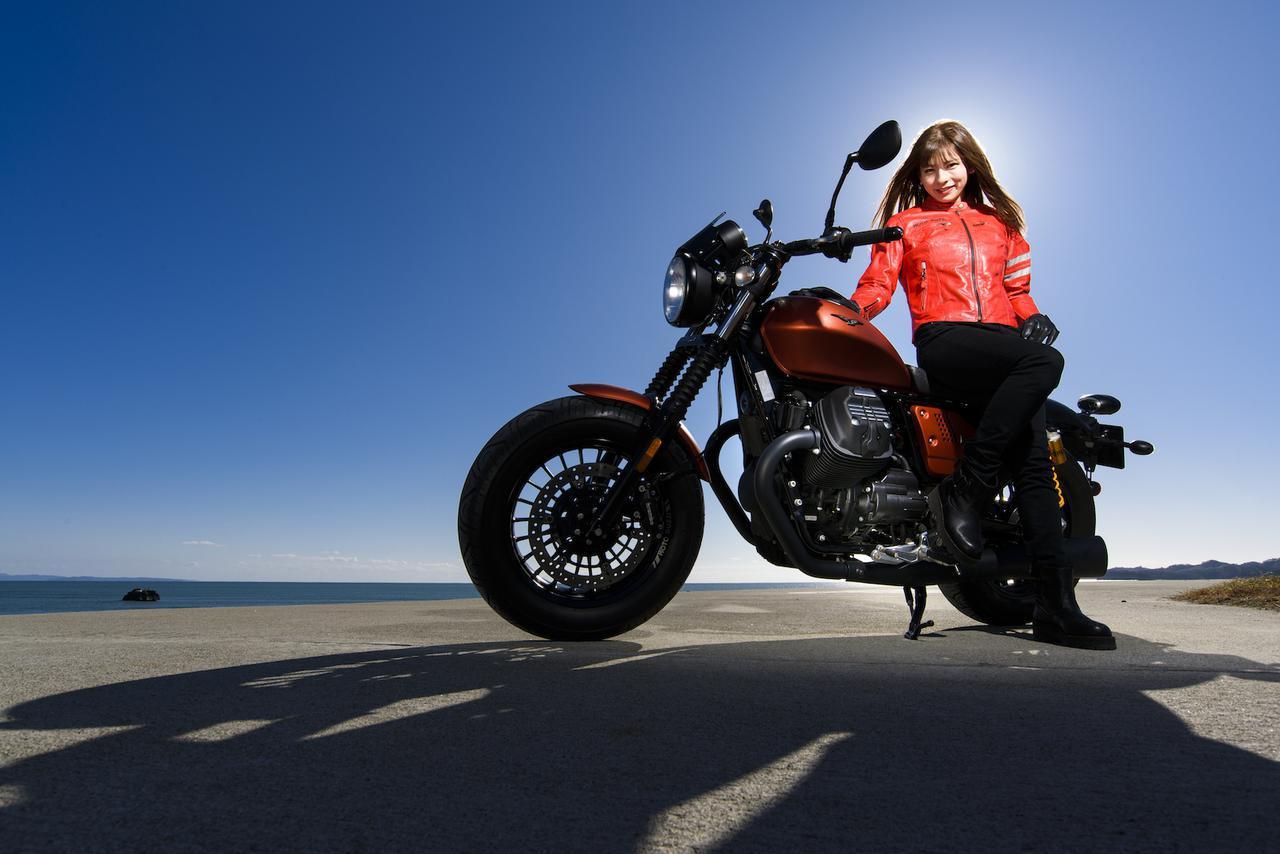画像: モト・グッツィ「V9 BOBBER SPORT」試乗インプレ・車両解説 - webオートバイ