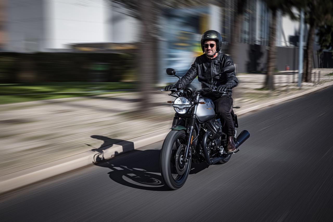 Images : 3番目の画像 - 【写真6枚】モト・グッツィ 100周年記念モデル - webオートバイ