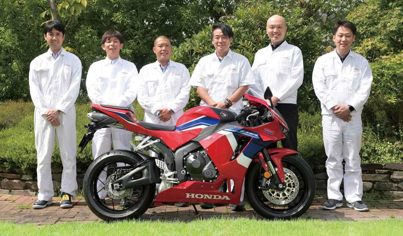 画像: 【開発者インタビュー】CBR600RR - webオートバイ