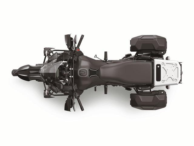 画像2: カワサキ新型「KLR650」概要