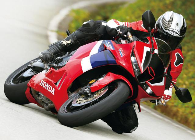 画像: 「CBR600RR」インプレ・解説 - webオートバイ