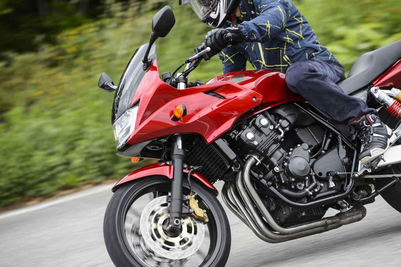 画像: プロカメラマンが撮った「CB400SB」の旅(柴田直行) - webオートバイ
