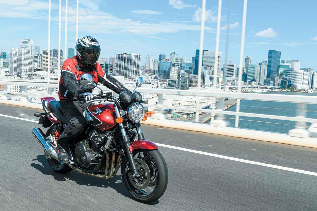 画像: 「CB400SF」インプレ(伊藤真一) - webオートバイ