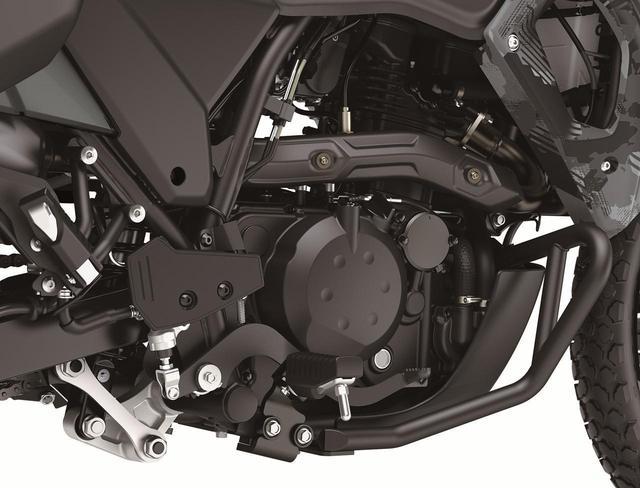 画像4: カワサキ新型「KLR650」概要